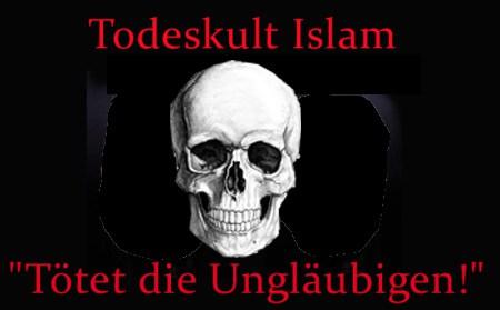 Todeskult-Islam